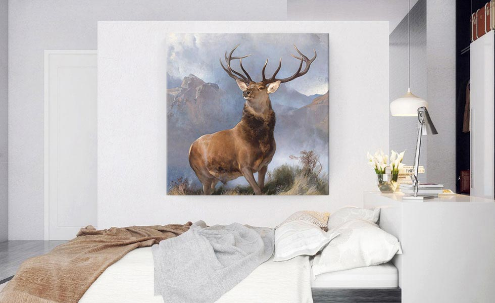 The Monarch of the Glen 1851