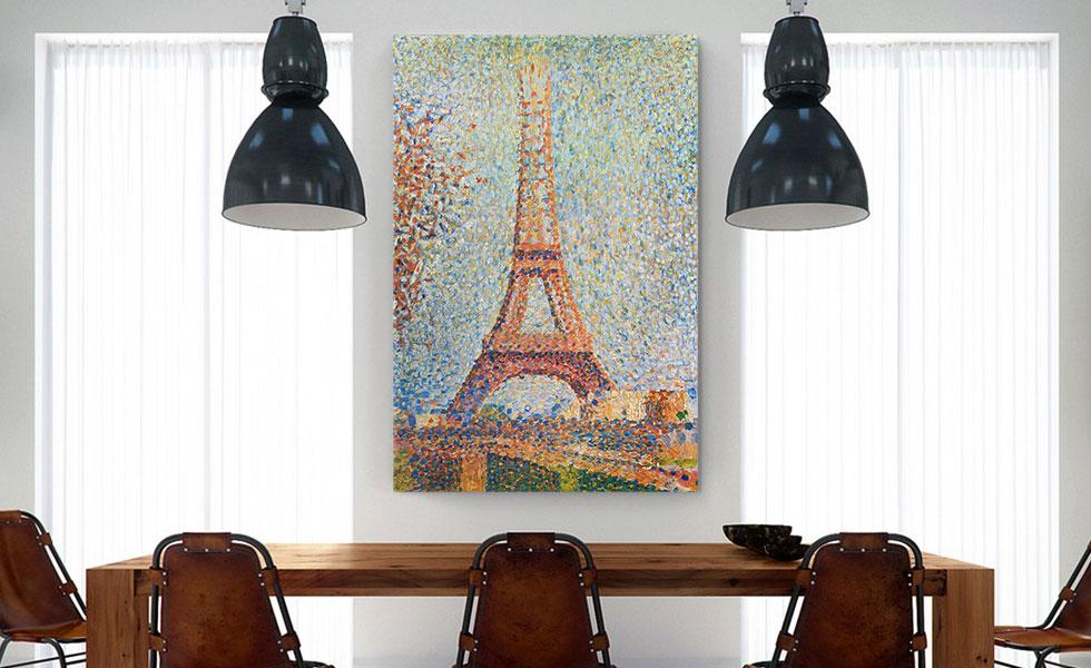 The Eiffel Tower 1889