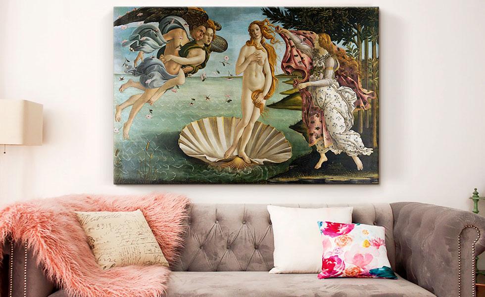 The Birth of Venus 1485