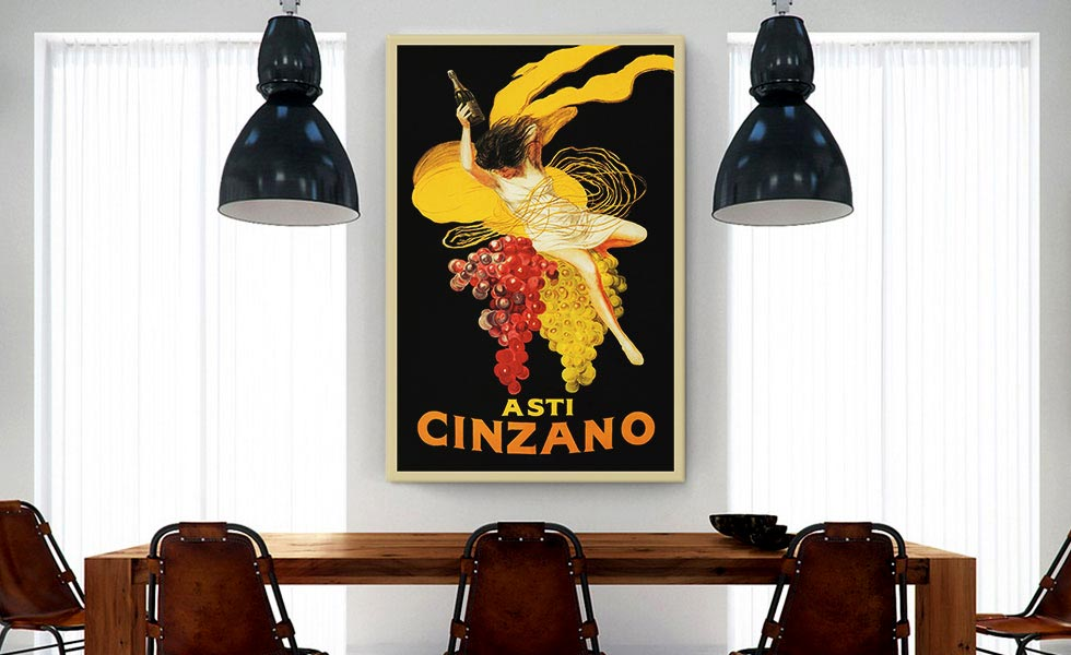 Asti Cinzano 1920