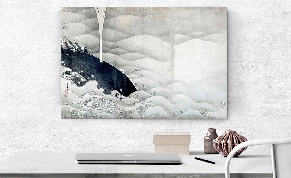 Elephant and Whale Screens