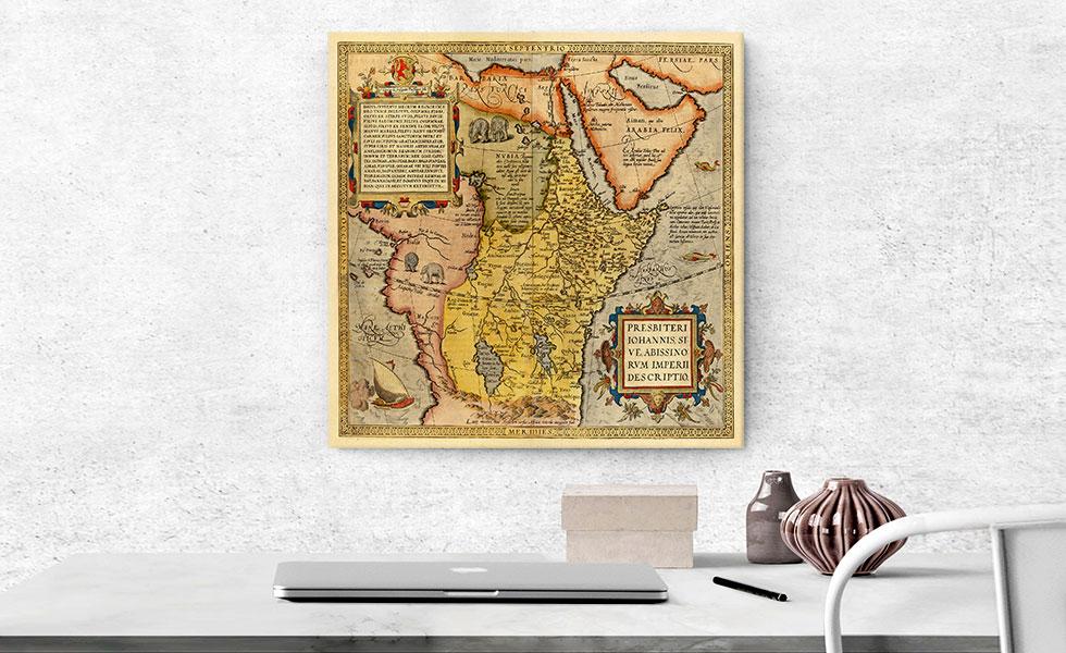 Africa 1573