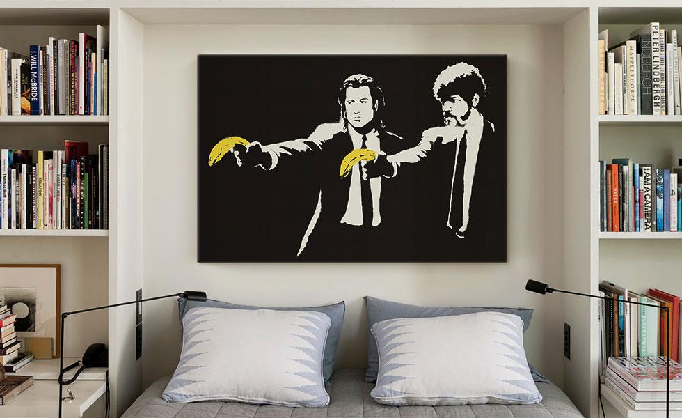 Pulp Fiction Bananas