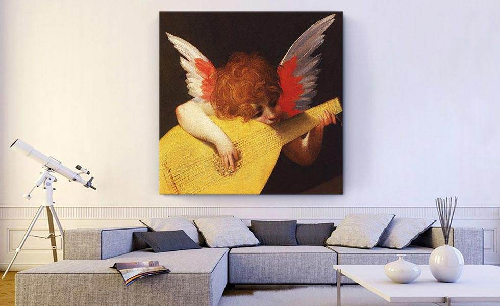 Musician Angel Square 1520