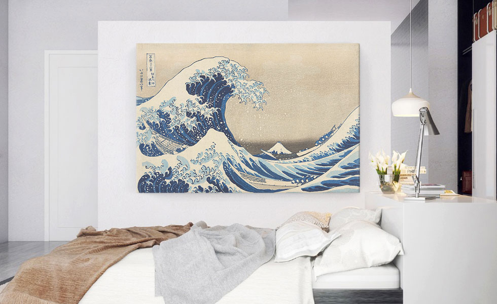 The Great Wave off the Coast of Kanagawa 1829