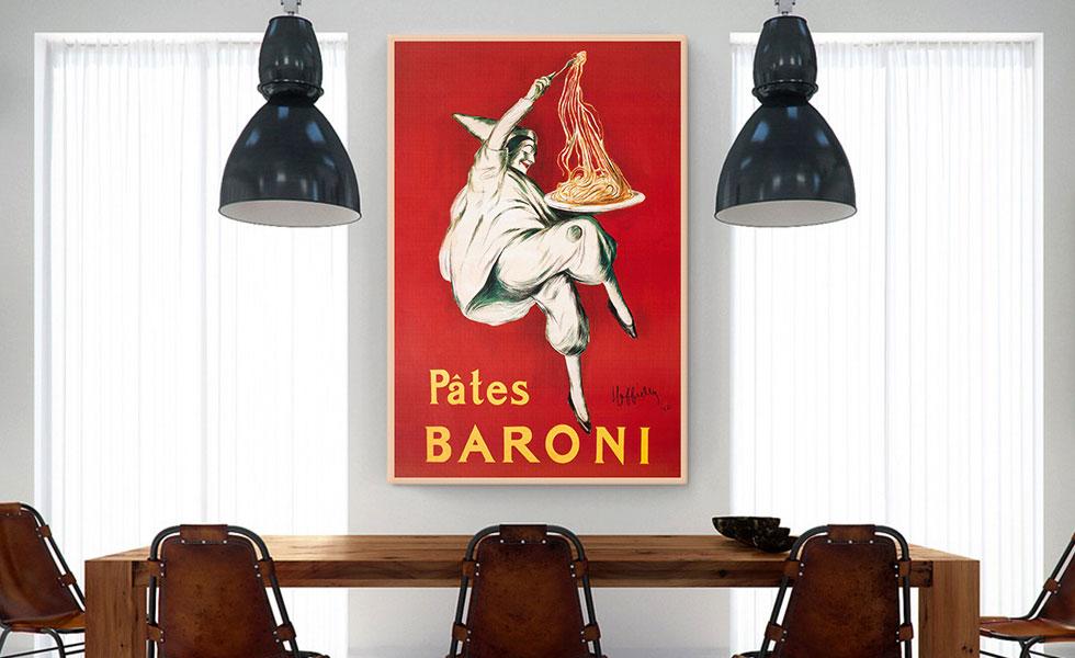 Pates Baroni 1921