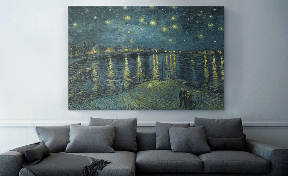 Starry Night 1888