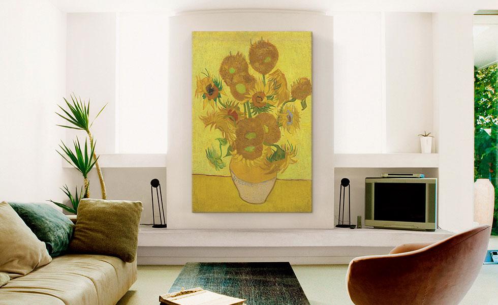 Sunflowers 1889
