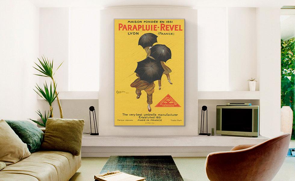 Parapluie Revel 1922