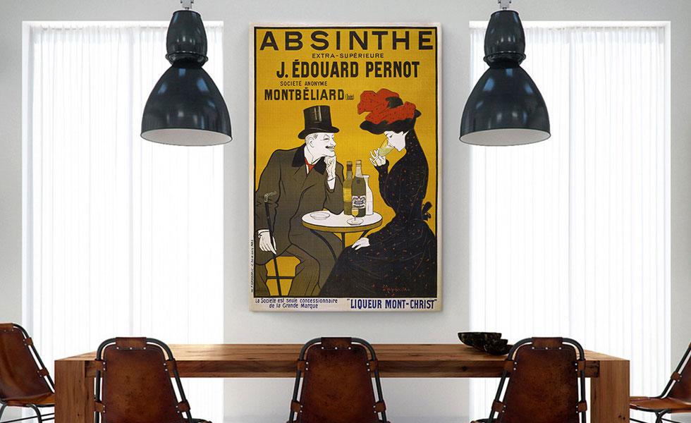 Absinthe Extra-Superieure 1903